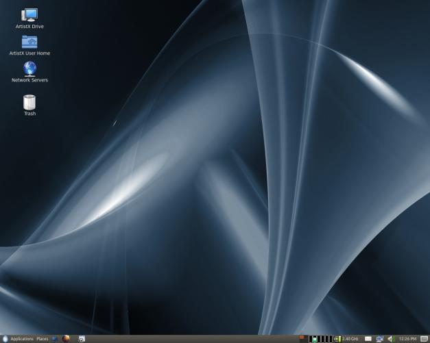 Ubuntu ArtistX