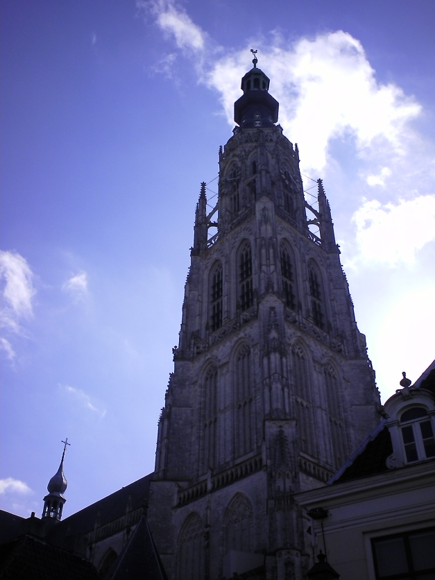 Cathedral Breda march 18th 2013