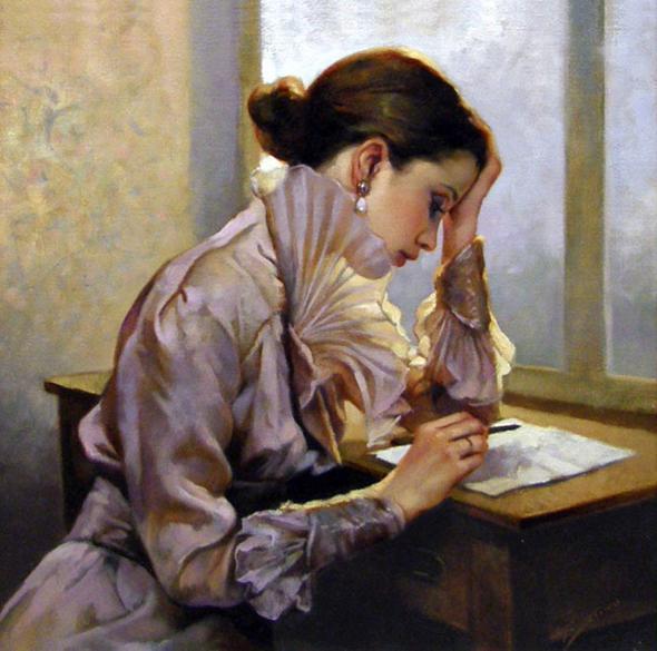 Writing Is An Act Of Faith