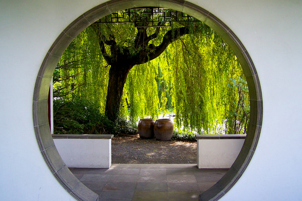 chinese garden two